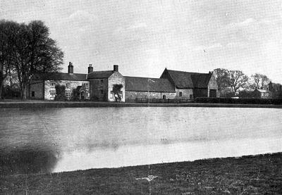 Manor Farm House and Church Farm, Boughton