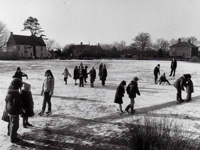 Boughton Pond 1981